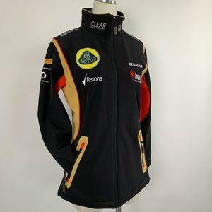🆕 2013 Lotus F1 Replica Team Fleece Jacket
